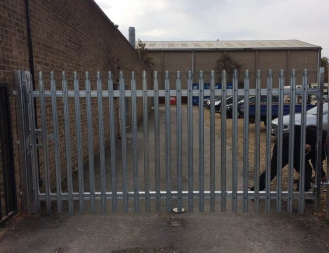 Secure Gates For Business